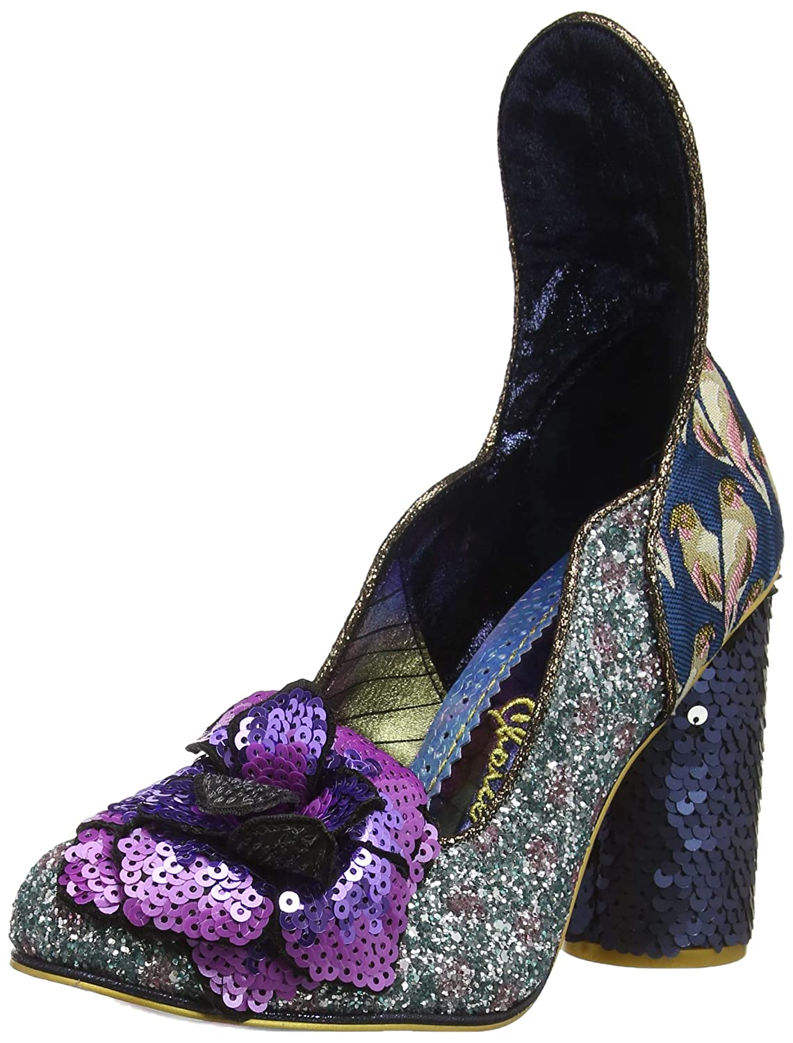 Irregular Irregular Irregular Choice Damen Dear Lover Riemchen Pumps d6a8b3