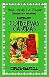 Conservas caseras (FUERA DE COLECCIÓN Y ONE SHOT)