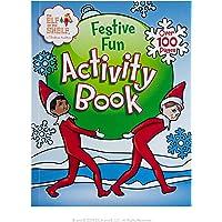 The Elf on the Shelf Festive Fun Activity Book