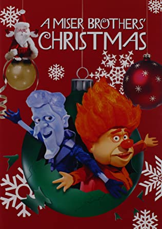 Amazon Miser Brothers Christmas Deluxe Edition Movies TV