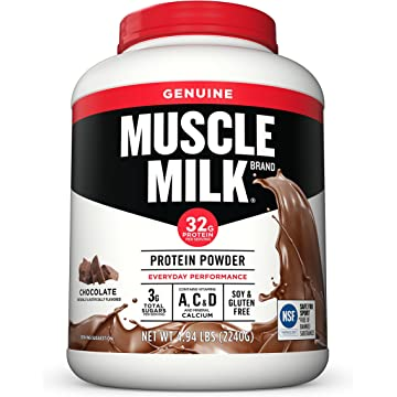 best CytoSport Muscle Milk reviews