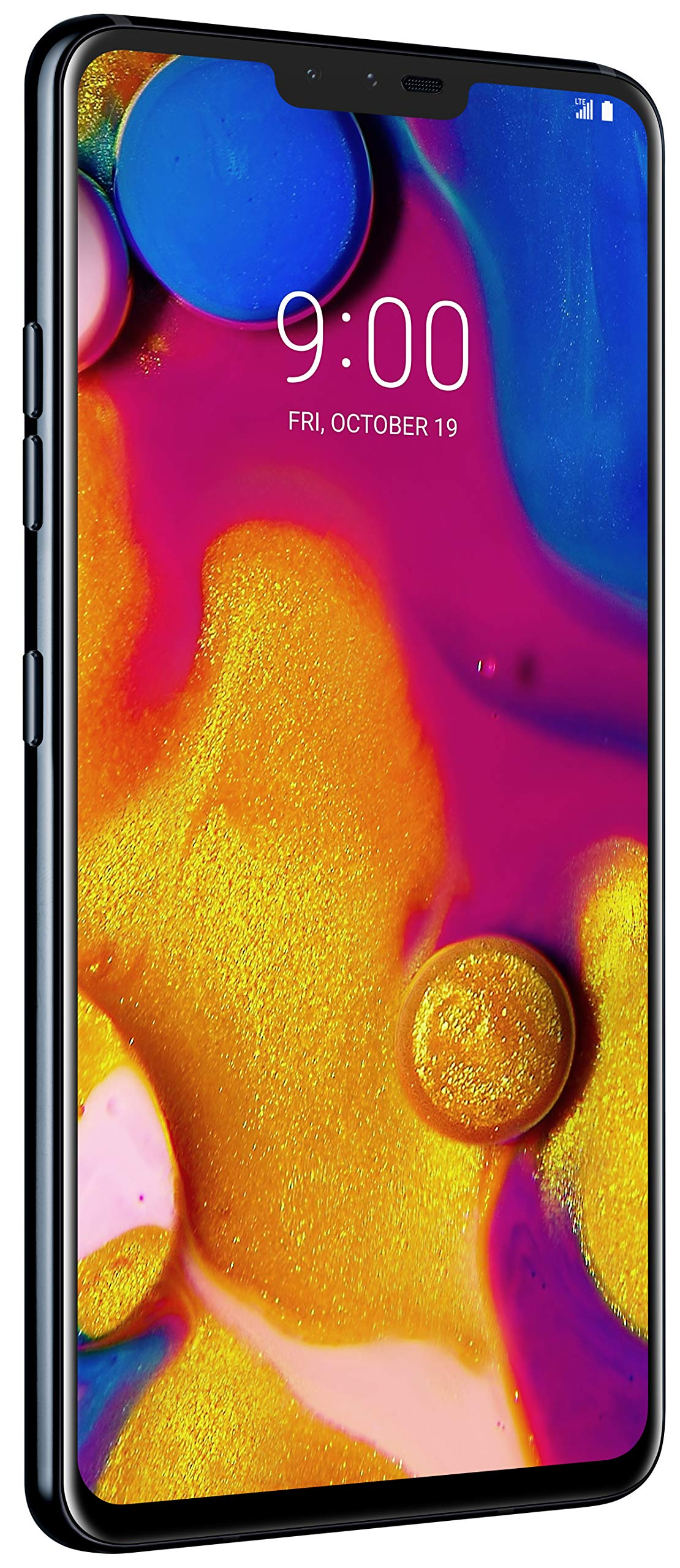LG Electronics LG V40 Sprint Unlocked Phone - 6.4Inch Screen - 64GB - Aurora Black