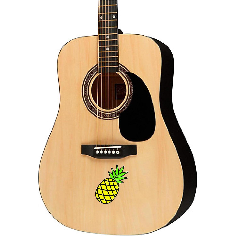 Amazon.com: Pegatina para guitarra – Piña – diseño de ...