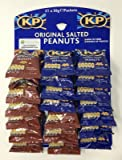 KP Nuts - BFS Original 21 x 50g Packs on a Pub Card - KP Salted & KP Dry Roasted Mix [BFSKP50/50]