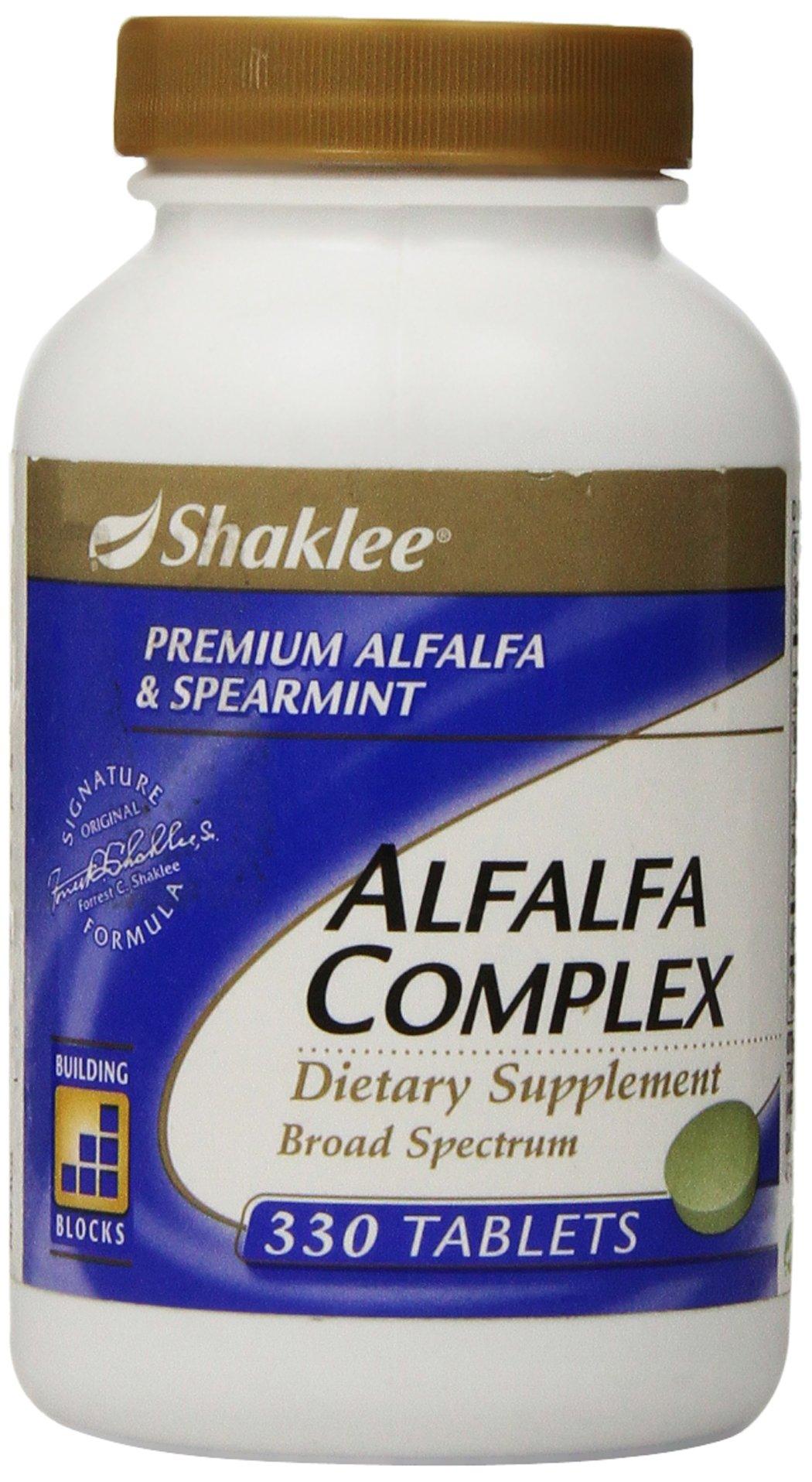 Shaklee® Alfalfa Complex® (330 Tablets)