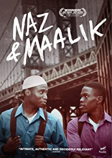 Book Cover: Naz & Maalik