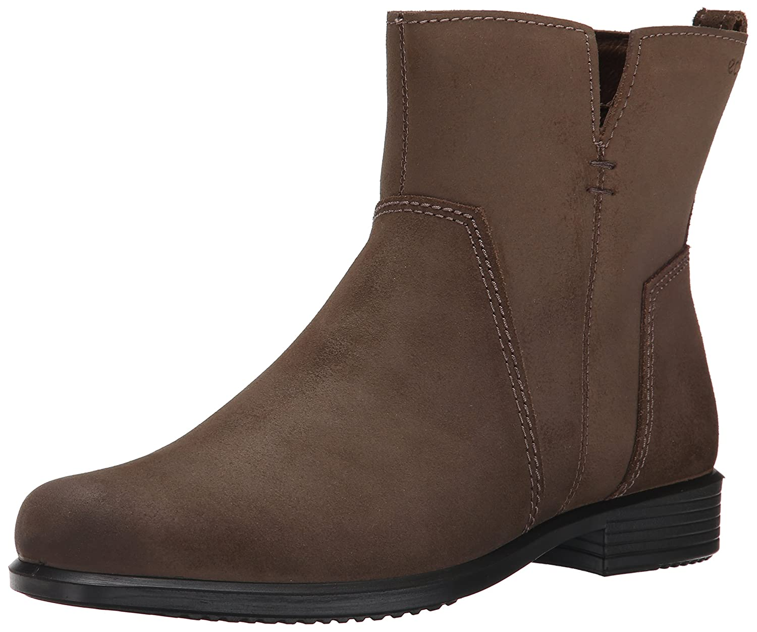 Birch ECCO shoes Women's Touch 25 B Oil Suede Casual Boot