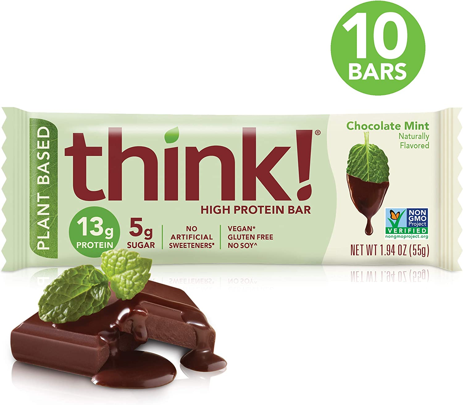 think! High Protein Bars