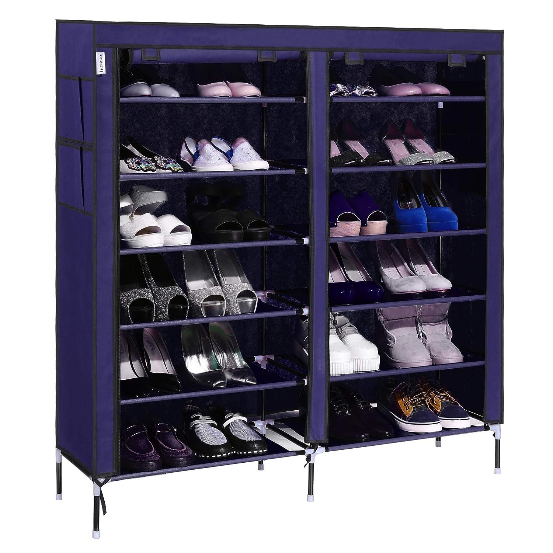 furniture shelf oak laires amazon of america enclosed kitchen com cabinet dining dp organizer shoe