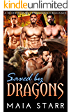 Saved By Dragons: A Reverse Harem Paranormal Romance