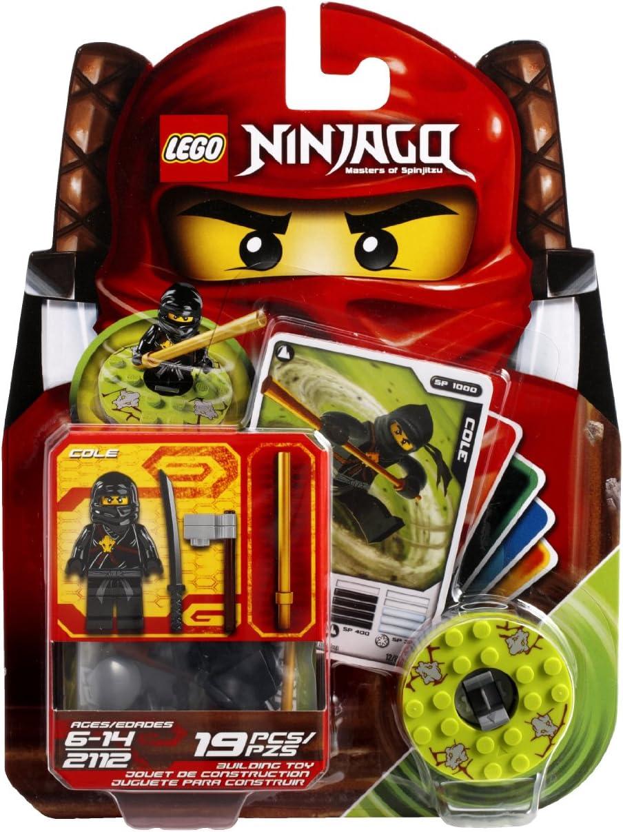 LEGO Ninjago Cole 2112
