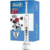 Oral-B Junior Minnie Mouse Çocuklar İçin Şarj Edilebilir Diş Fırçası (6 Plus Yaş)