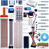 Per Raspberry Pi 3 Kuman K71 Starter projects Kit con a lcd screen remote GPIO Servo Motorjump wires DIY Temperature Humidity Sensor BMP180 Barometric Pressure 8 level conversion module Analog To Digital Converter For kids