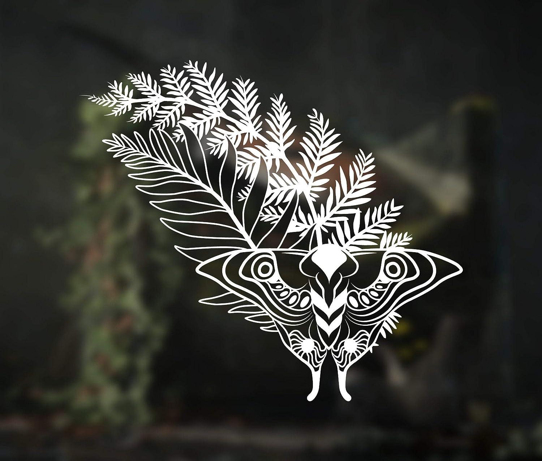 Ellies Tattoo I computer portatile decalcomania per finestre The Last of Us Part 2 computer portatile Adesivo in vinile anti polvere Lplpol 6 pollici adesivo per auto I Phone I