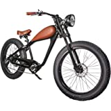 CIVIBIKES 48V 750W Bafang Cheetah Beach Cruiser Electric Bike