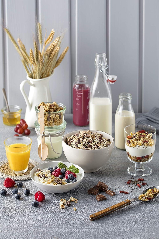 Dr. Oetker Vitalis yogur cereales, 6 unidades (6 x 600 g): Amazon.es: Alimentación y bebidas
