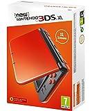 NEW Nintendo 3DS XL - Orange and Black