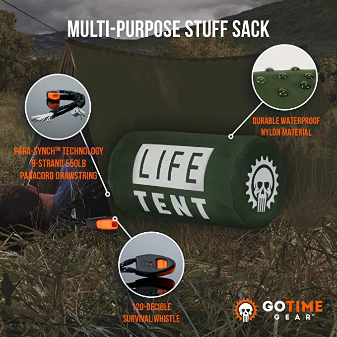 Amazon.com: Go Time Gear - Tienda de campaña de ...
