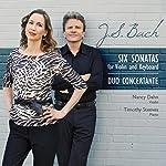 J.s. Bach: Six Sonatas For Violin and Keyboard