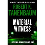 Material Witness (The Butch Karp and Marlene Ciampi Series Book 5)