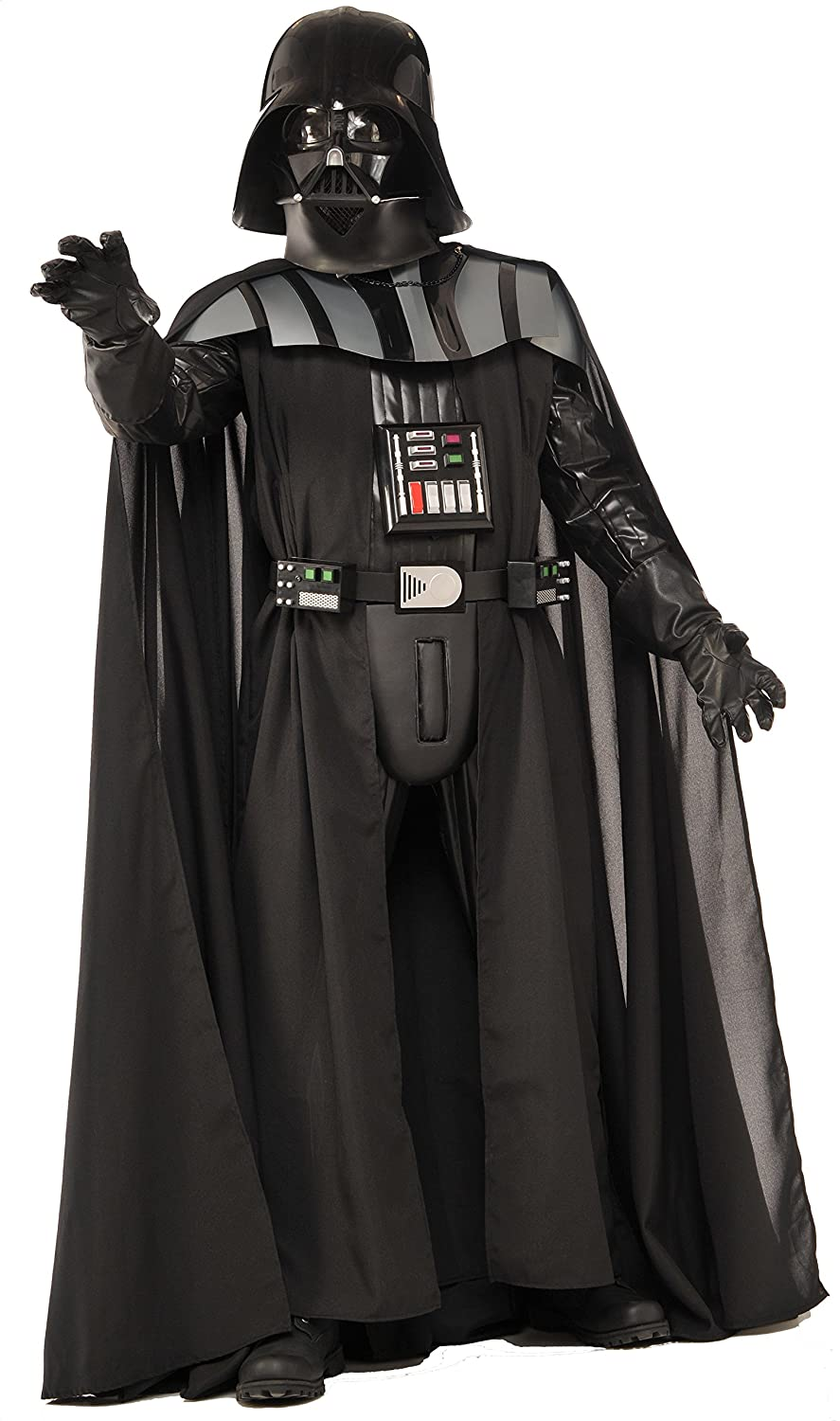 amazoncom rubies costume mens star wars collector supreme edition darth vader costume clothing - Halloween Darth Vader