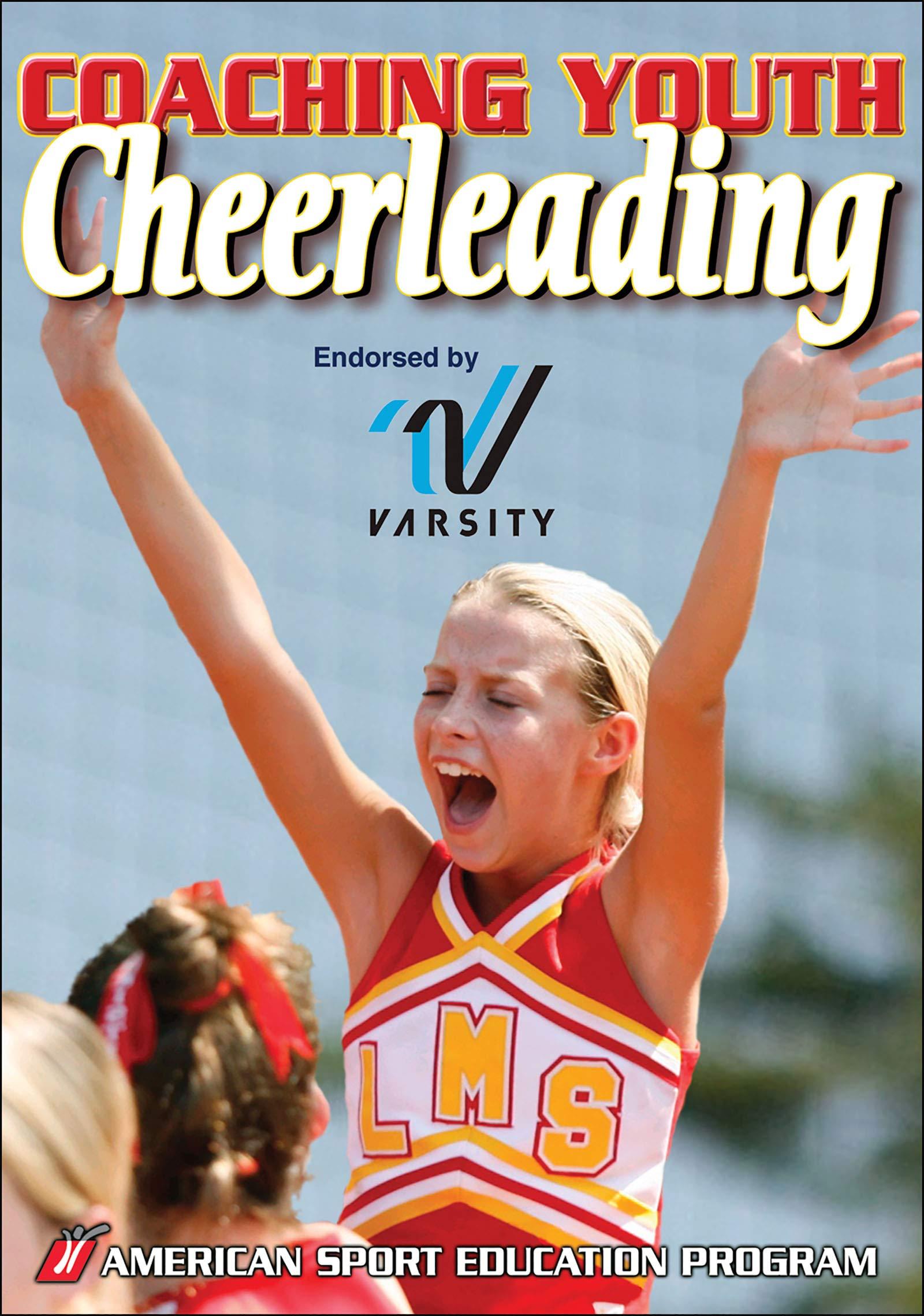Download Coaching Youth Cheerleading (Coaching Youth Sports) pdf