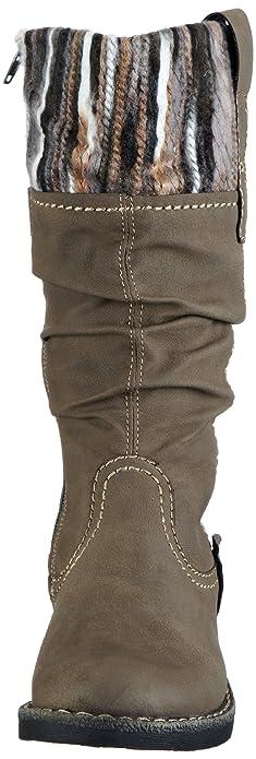 Rieker Stiefel grau um 42% reduziert | Markenschuhe