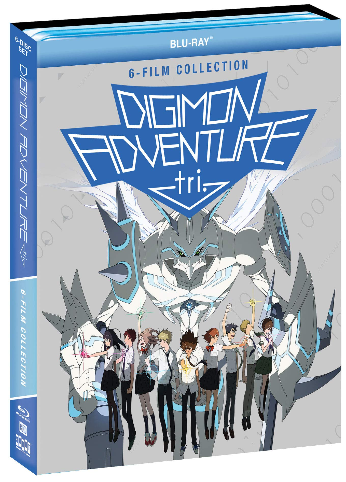 Digimon Adventure tri.: The Complete 6-Film Collection (Blu-ray)