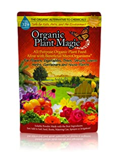 Plant Magic Plant Food Organic Fertilizer
