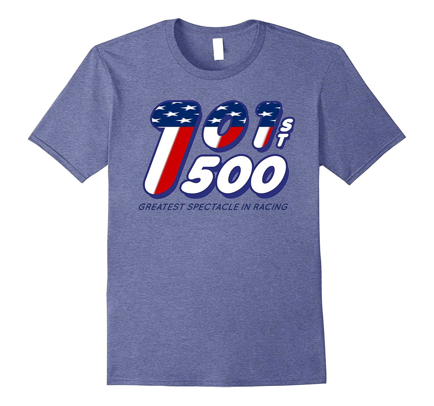 101st Running Indy Back Home Again 500 In Indianapolis Tshir-TH