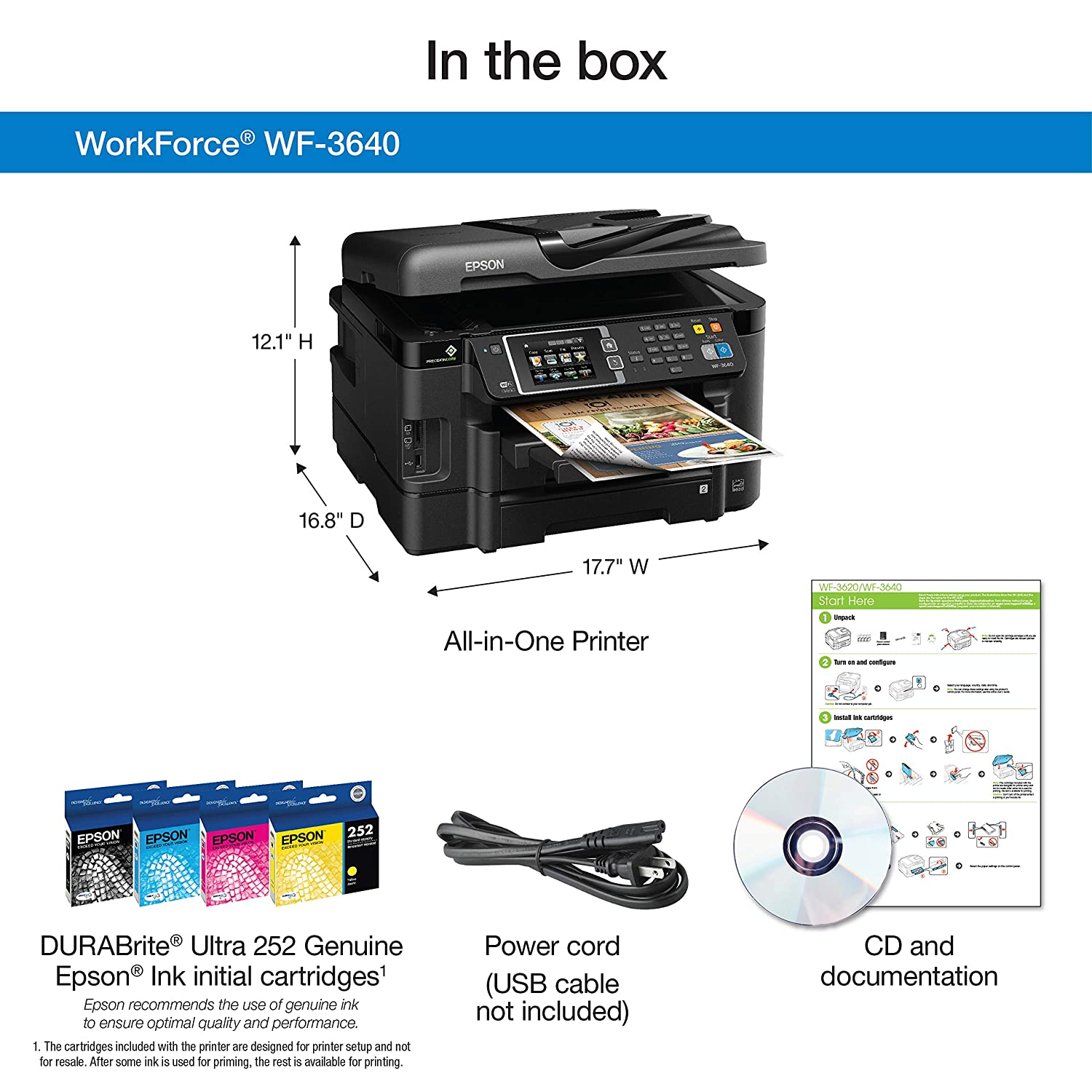 epson owners manual