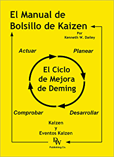 El Manual de Bolsillo de Kaizen (Spanish Edition)