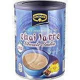 Krüger Chai Latte Classic India Vainilla y Canela, Té con Leche, Té en Polvo, Té Instantáneo, 450 g, 18 Raciones, 8971