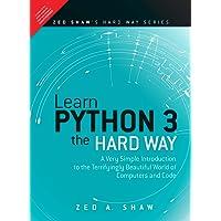 Learn Python 3 The Hard Way