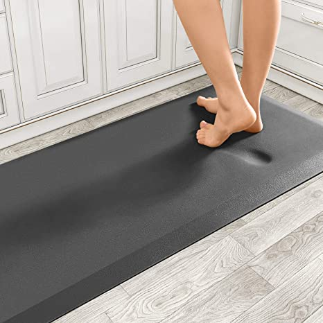 Anti fatigue Mat Kitchen Floor Standing Desk antidérapante matelassés Premium mousse