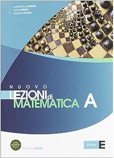 Lezioni di matematica A