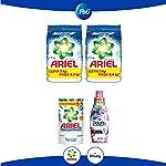 Ariel Detergente en Polvo, 10 kg + Downy Floral Suavizante, 800 ml y Ariel Líquido, 400 ml