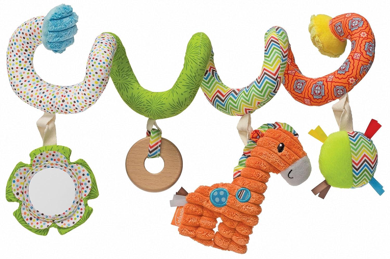 BKIDS FRANCE Jouet Spirale dActivit/é Multicolore