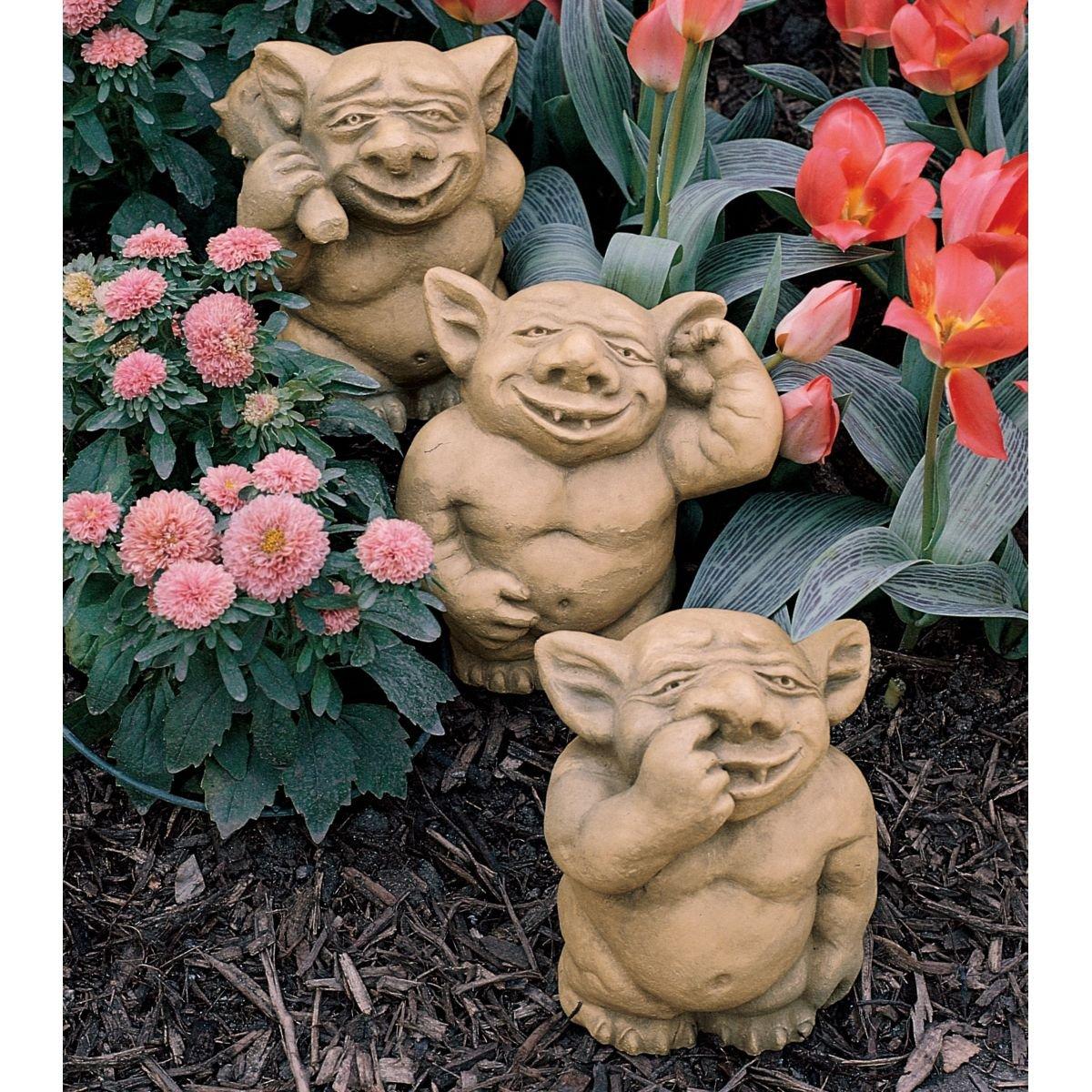 Design Toscano OS68559 OS68559 OS68559 - Figurín para jardín 0b03df