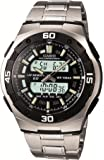 [カシオ]CASIO 腕時計 スタンダード アナログ/デジタルコンビモデル AQ-164WD-1AJF メンズ