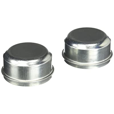 "Uriah Products UW700040 Grease Cap Set (2.44"" dia. Press fit, non-lubricated spindles): Automotive [5Bkhe1000118]"