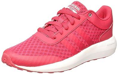 new arrival fbb4c e7488 adidas Women Shoes Running Cloudfoam Race Training Workout Gym Pink (EU 37 1 3