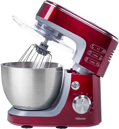 Tristar MX-4182 - Robot de cocina, color rojo: Amazon.es: Hogar