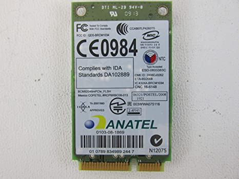 Dell Latitude E5400 E6400 E6500 inalámbrico 370 Bluetooth ...