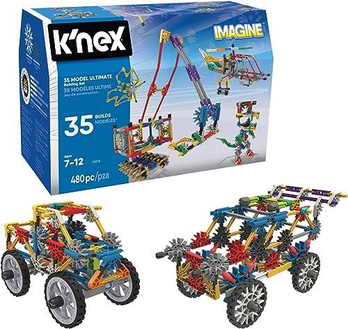 K' NEX 35 Model Building Set