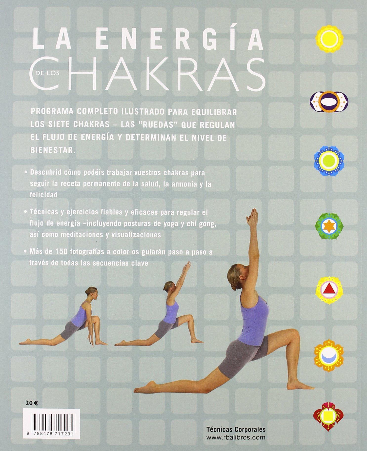 La Energia de los Chakras/ The Energy of the Chakras: Un ...