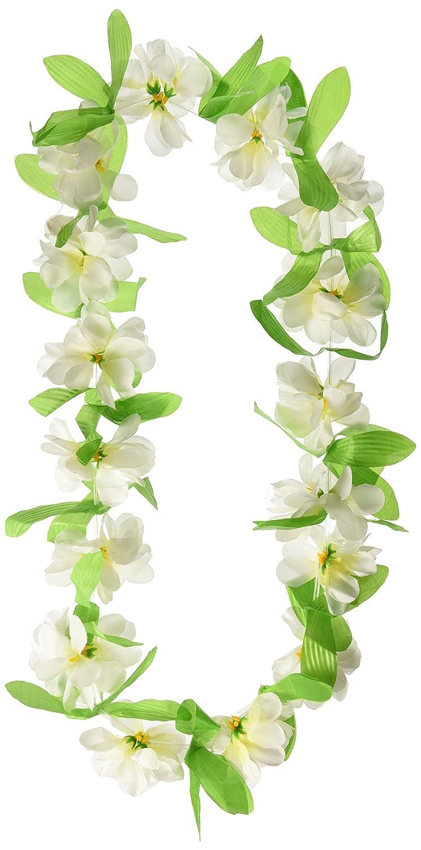 Amazon silk n petals tropical jasmine lei party accessory 1 amazon silk n petals tropical jasmine lei party accessory 1 count kitchen dining izmirmasajfo