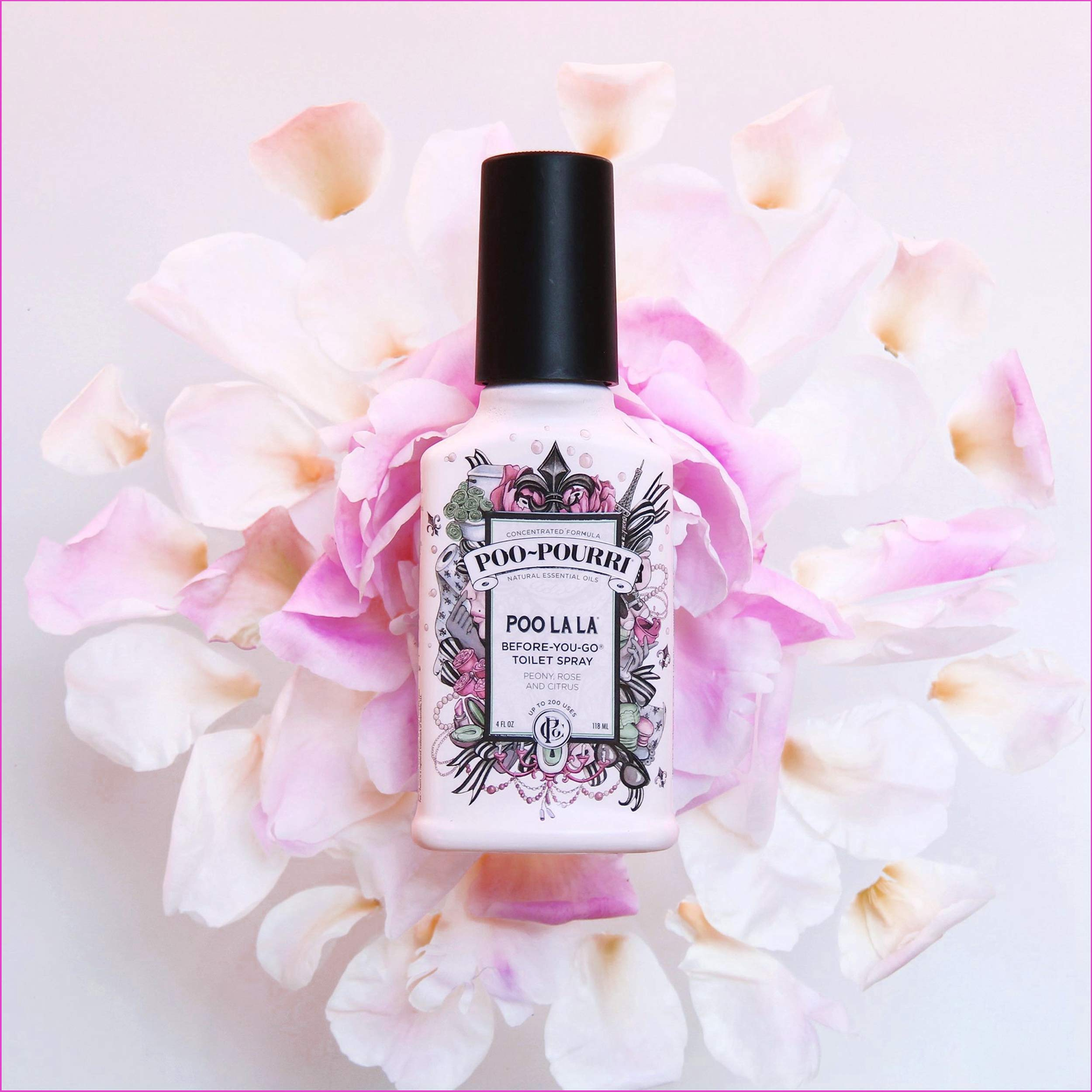 Poo-Pourri Poo La La Before-You-Go-Toilet Spray - 2-Ounce, 2 Pack by Poo-Pourri (Image #3)