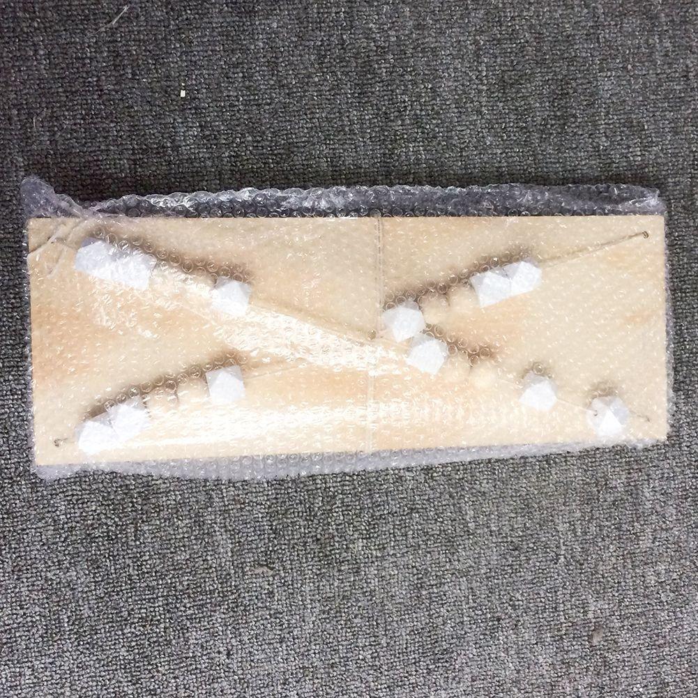 Princesse Style Tassel Perles D/écoration Stockage Pr/ésentoir pour Femmes Filles Enfants Chambre D/écor Wingbind Bois Suspendus /Étag/ère Murale