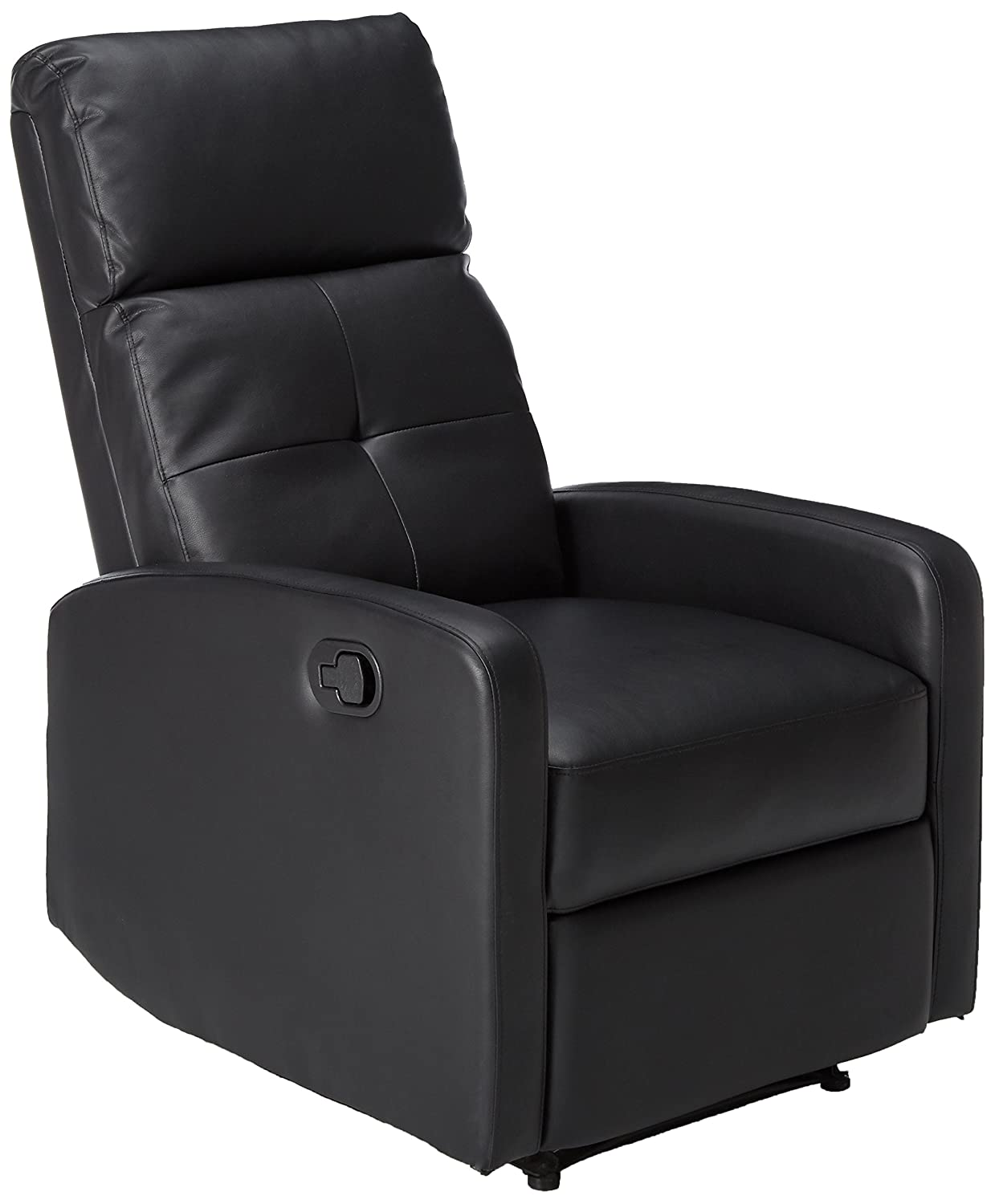 Great Deal Furniture Leather Recliner Club Chair